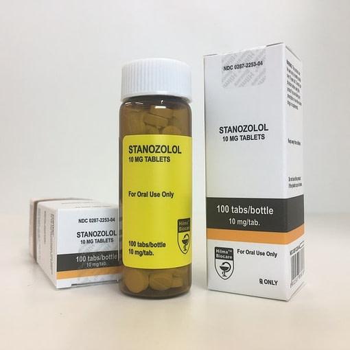 Stanozolol Winstrol