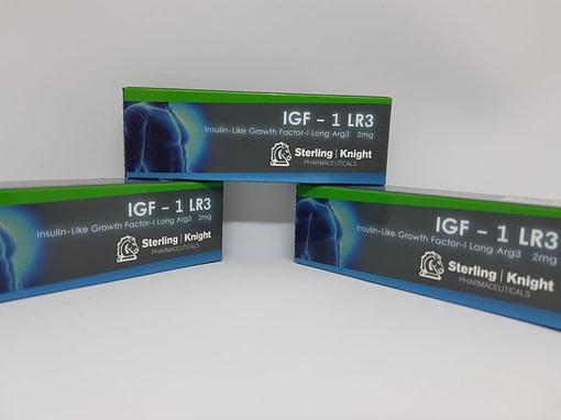 IGF – 1 LR3 Sterling