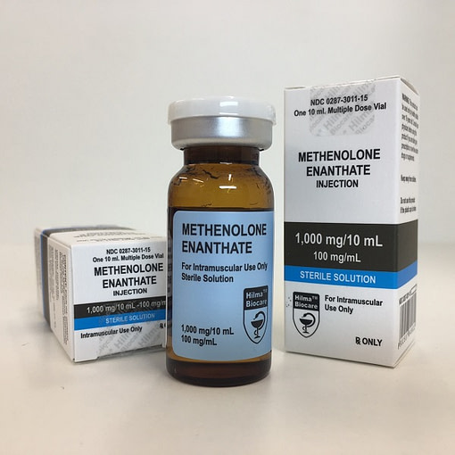 Methenolone – Primobolan
