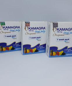 Gel Kamagra Orall Jelly