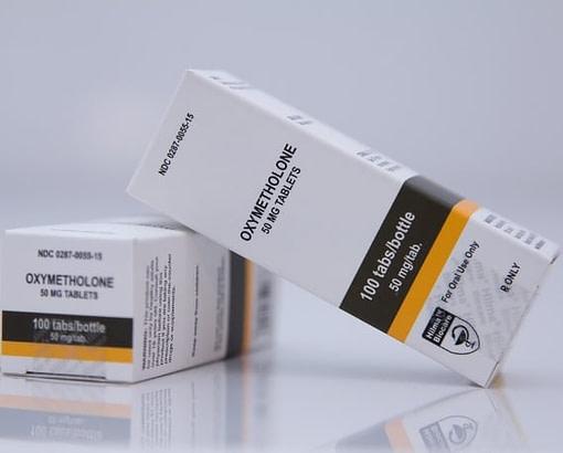 Oxymetholone Anapolon