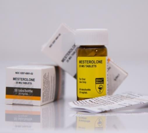 Mesterolone – Proviron