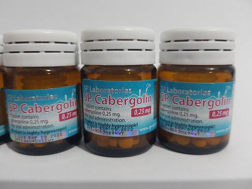 Cabergolina SP Laboratories