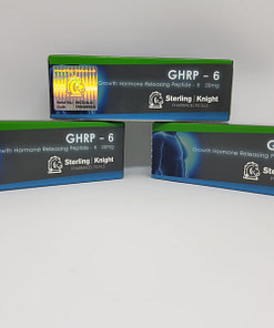 GHRP 6 Sterling