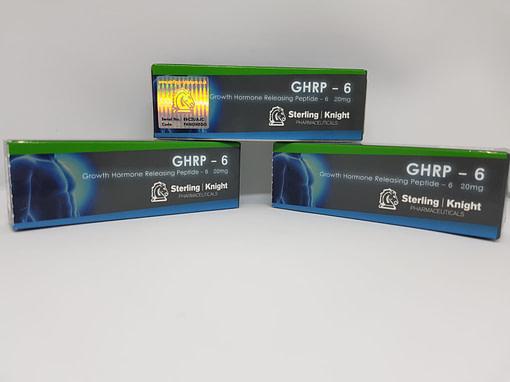 GHRP 6 Sterling