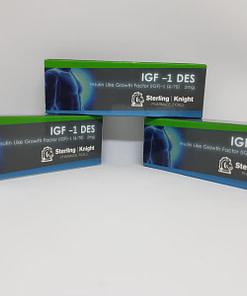 IGF – 1 DES Sterling
