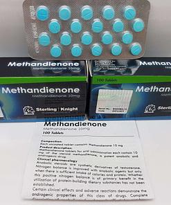 Methandienone (Danabol)